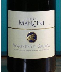 Piero Mancini, Vermentino di Gallura 2016
