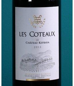 Château Kefraya, Les Coteaux 2013