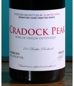 JH Meyer, Cradock Peak Pinot Noir 2015