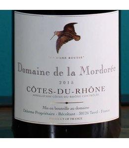 Domaine de la Mordorée, Côtes du Rhône Rouge La Dame Rousse 2015 (375)