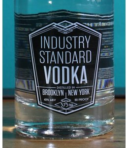 Industry City Distillery, Industry Standard Vodka (375)
