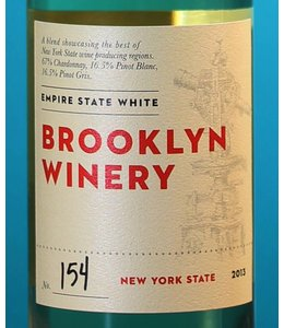 Brooklyn Winery, Empire State White 2013 (375ml)
