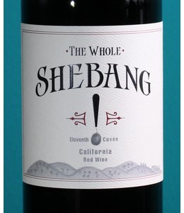 Shebang, The Whole Twelfth Cuvée California Red NV