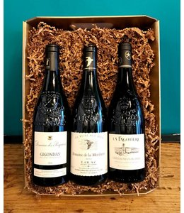 Southern Rhone Gift Pack (3 bottles)