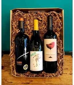 Wines from Argentina Gift Pack (3 bottles)