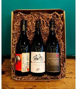 Willamette Valley Pinot Noir Gift Pack (3 bottles)