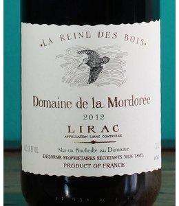Domaine de la Mordorée, Lirac Rouge La Reine des Bois 2012