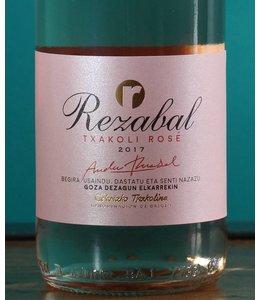 Rezabal Txakoli Rosé 2016