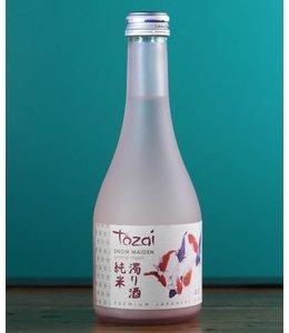 Tozai, Snow Maiden Junmai Nigori Sake NV