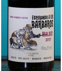 Michelini Bros., Esperando a Los Bárbaros Malbec 2017