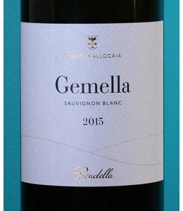 Bindella, Toscana Sauvignon Blanc Gemella 2015