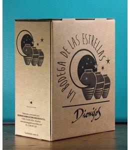 La Bodega de las Estrellas, Dionisos Blanco 2016 (3L box)