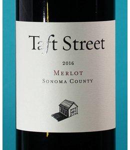 Taft Street Winery, Alexander Valley Merlot 2016