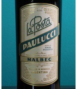 La Posta, Mendoza Malbec Angel Paulucci Vineyard 2015