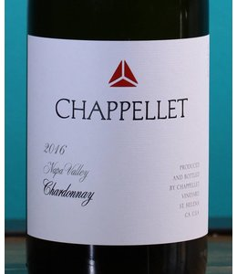 Chappellet, Estate Chardonnay 2015