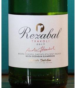 Rezabal Txakoli White 2016