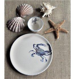 Abbiamo Tutto Blue Crab Dinner Plate