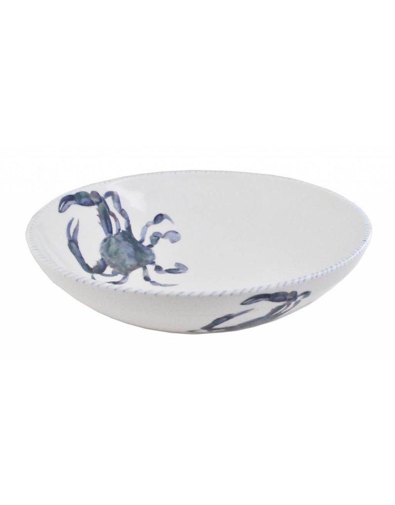 Abbiamo Tutto Blue Crab Serving Bowl