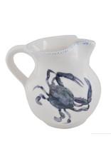 Abbiamo Tutto Blue Crab Pitcher, Small