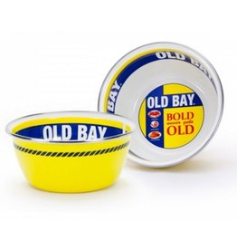 Golden Rabbit Old Bay Salad Bowl