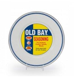 Golden Rabbit Old Bay Sandwich Plate