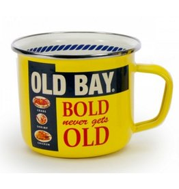 Golden Rabbit Old Bay Soup Mug