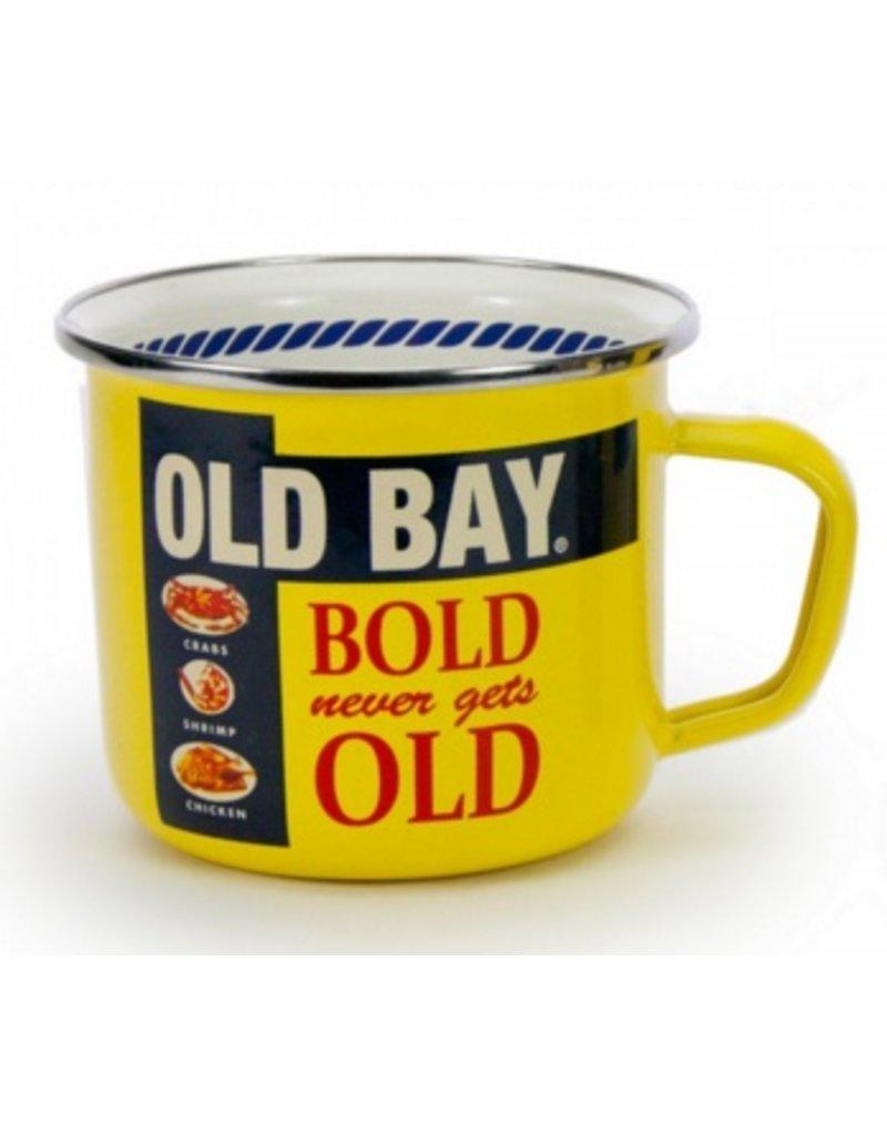 Golden Rabbit Old Bay Soup Mug