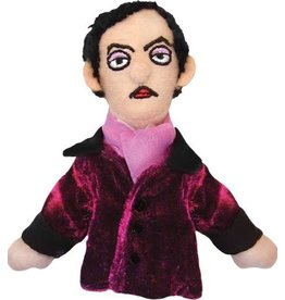 Unemployed Philosophers Guild Magnetic Personalities Puppet - Edgar Allan Poe