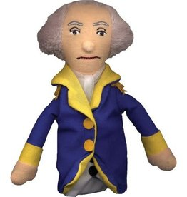 Unemployed Philosophers Guild Magnetic Personalities Finger Puppet - George Washington