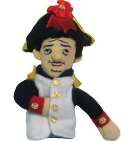 Unemployed Philosophers Guild Magnetic Personalities Puppet - Napoleon