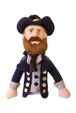 Unemployed Philosophers Guild Magnetic Personalities Puppet - Ulysses S. Grant