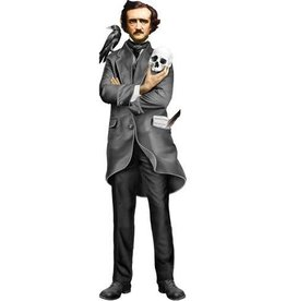 Unemployed Philosophers Guild Quotable Notables - Edgar Allan Poe
