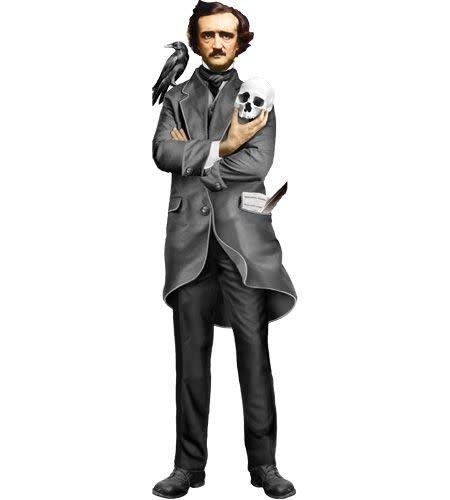 Unemployed Philosophers Guild Quotable Notables - Edgar Allan Poe