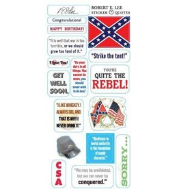 Unemployed Philosophers Guild Quotable Notables Stationery - Robert E. Lee