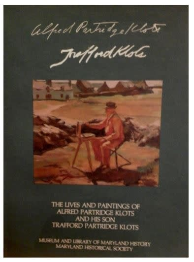 The lives and paintings of Alfred Partridge Klots