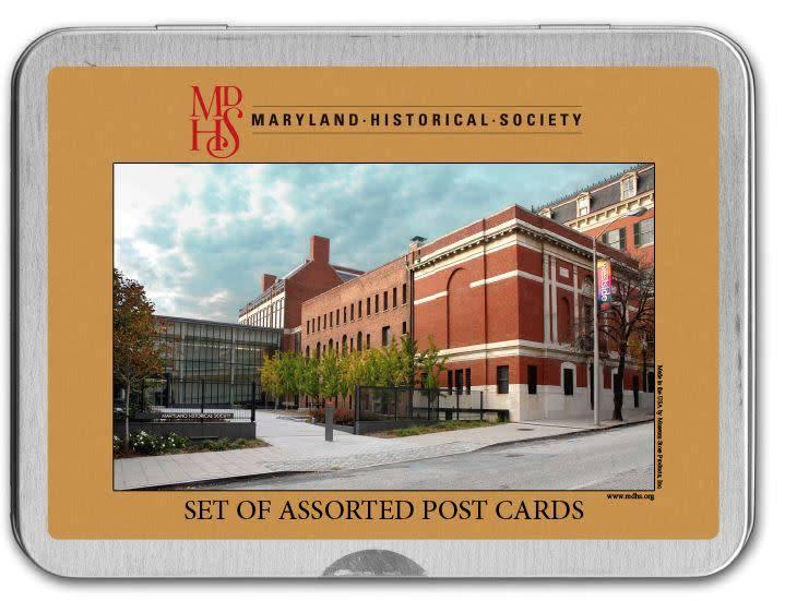 Baltimore Album Quilt Postcards, Set of 20