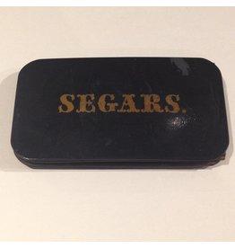 """Leather """"Segars"""" Case"""