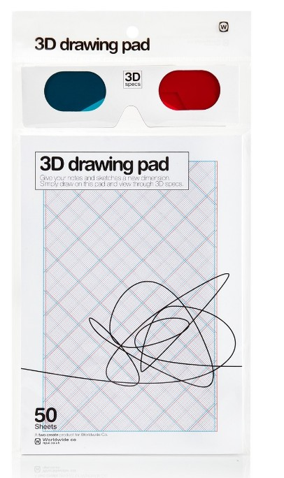 3D Drawing Pad