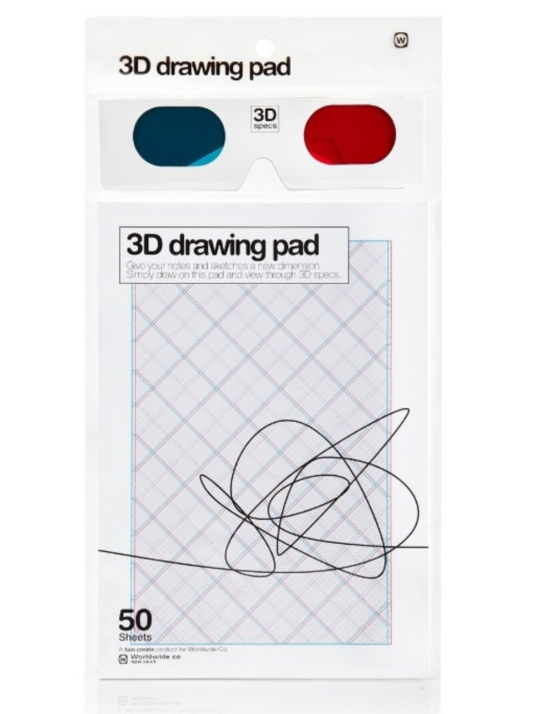 3D Drawing Pad