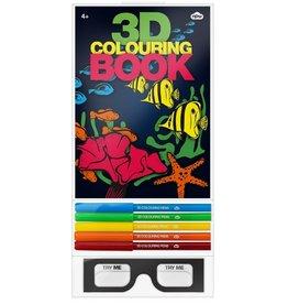 3D Coloring Book