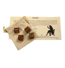 Madison Bay Company Dice Game: Hazard