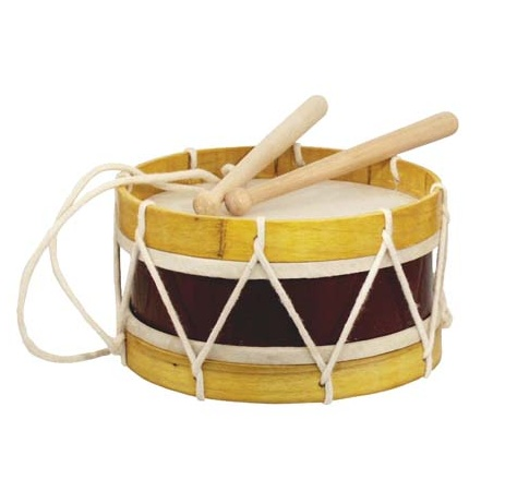 Madison Bay Company Wooden Drum