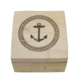 Madison Bay Company Bone Box - Anchor