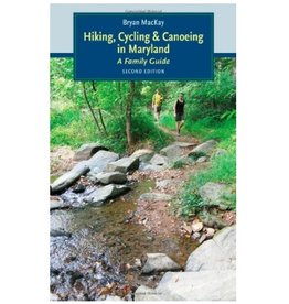 Johns Hopkins University Press Hiking, Cycling, and Canoeing in Maryland