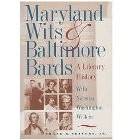 Johns Hopkins University Press Maryland Wits & Baltimore Bards