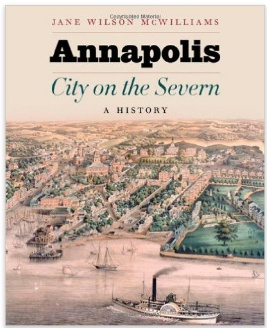 Johns Hopkins University Press Annapolis, City on the Severn