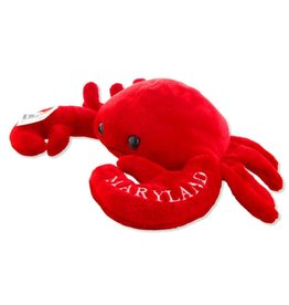 Little Crab Plush, Red