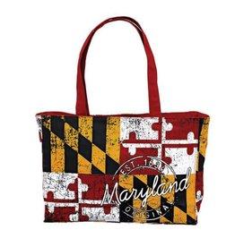 Robin Ruth Bag - Maryland Flag Tote