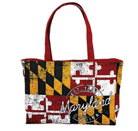 Robin Ruth Bag - Maryland Flag Tote