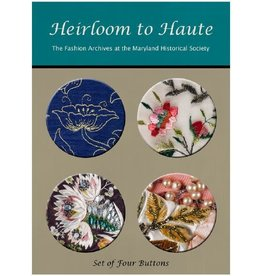 Button Set - Heirloom to Haute
